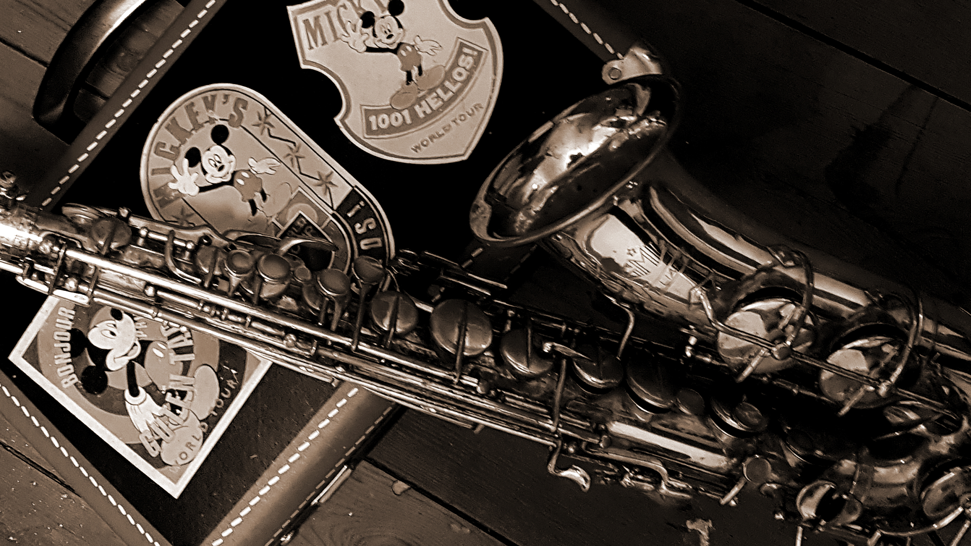 "Gorgeous Silverplate SML (Strasser Marigaux Lemaire) 'Revision B' Alto Sax ""Alliance"" serial 49xx (1942)"